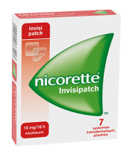 NICORETTE® Invisipatch 15mg
