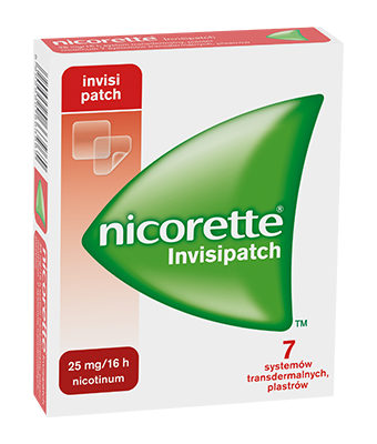 NICORETTE® Invisipatch 25mg