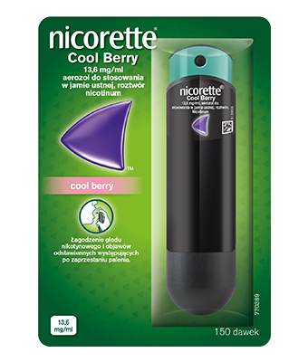 NICORETTE® Cool Berry