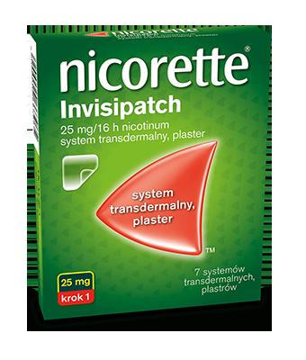 NICORETTE® Invisipatch 25mg